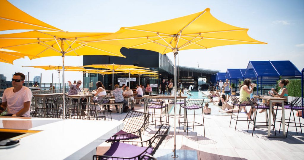 The top 40 rooftop patios in Toronto